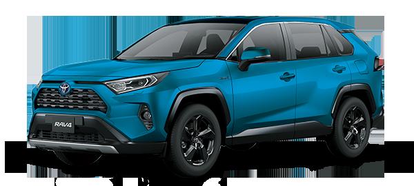 Toyota Rav4 Híbrido Auto Recargable 2019