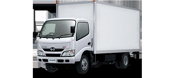 Toyota Hino Serie 300 2017