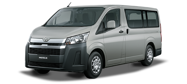 Toyota Hiace techo bajo 2017