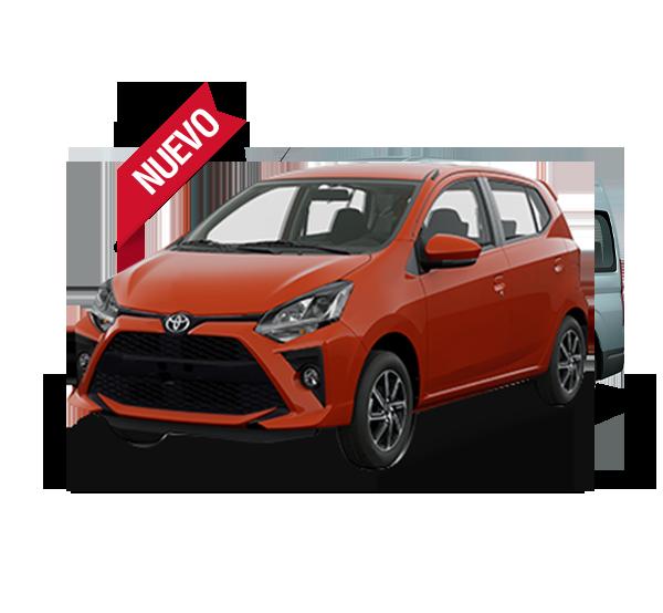 Toyota Agya 2020