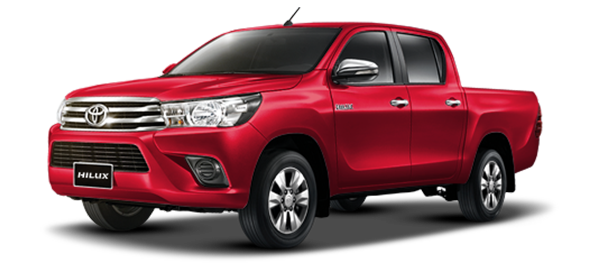 Toyota Hilux 2.4L 2018