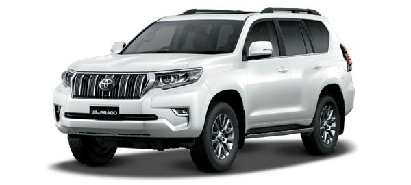 Toyota Land Cruiser Prado 2021