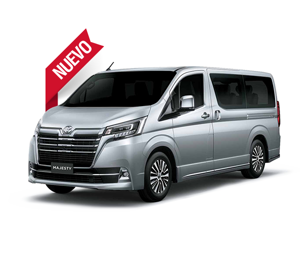 Toyota Majesty 2020