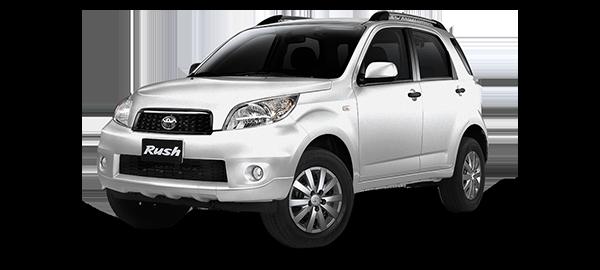 Toyota Rush 2018