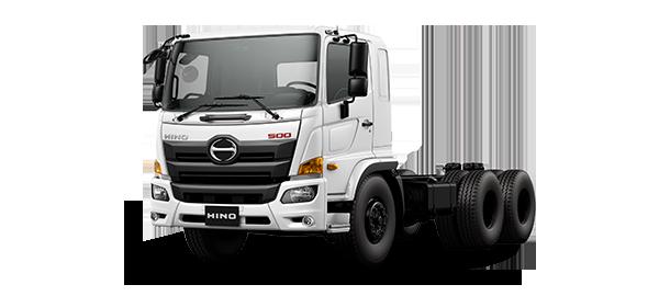 Toyota Hino Serie 500 2020