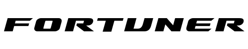 logo Toyota Fortuner 2019