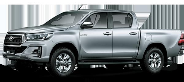 Toyota Hilux 2.8L 2020