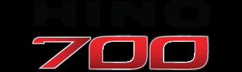 logo Toyota Hino Serie 700 2020