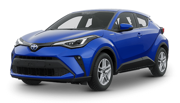 Toyota C-HR Híbrido Auto Recargable 2020
