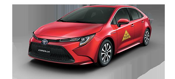 Toyota COROLLA TAXI HÍBRIDO AUTO RECARGABLE 2020