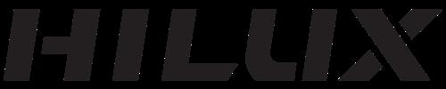 logo Toyota Hilux 2.4L 2018