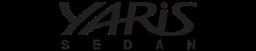 logo Toyota Yaris Taxi 2020