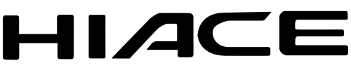 logo Toyota Hiace Panel 2019