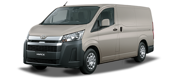 Toyota Hiace Panel 2020