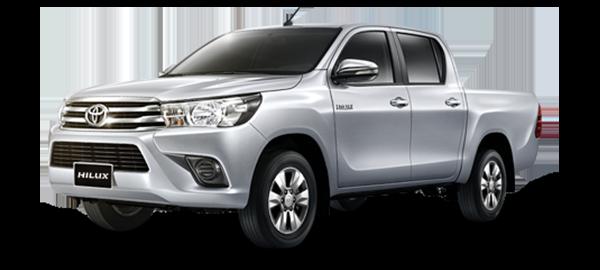 Toyota Hilux 2.8L 2018