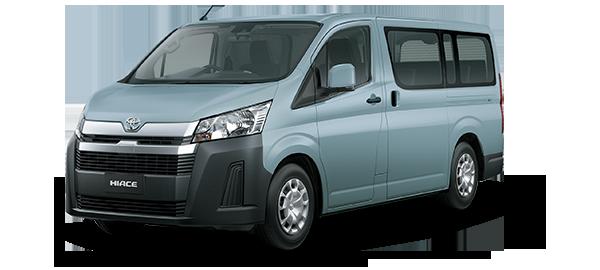 Toyota Hiace techo bajo LT BLUE ME 2020