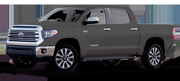 Toyota Tundra SILVER METALLIC 2019