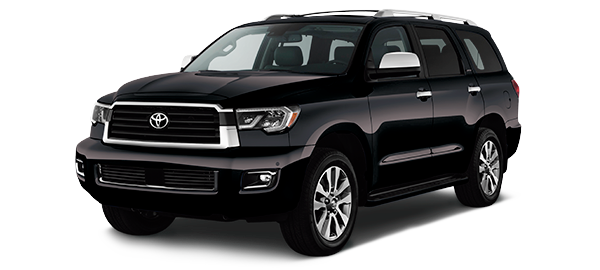 Toyota Sequoia ATTITUDE BLACK MICA 2018