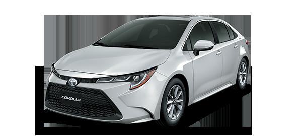 Toyota Corolla WHITE PEARL CS 2020