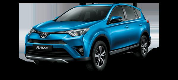 Toyota Rav4 BLUE ME 2018