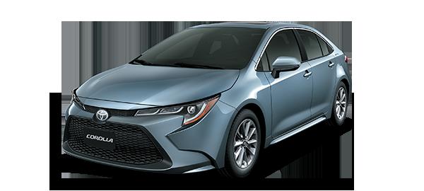 Toyota Corolla CELESTITE GRAY 2020