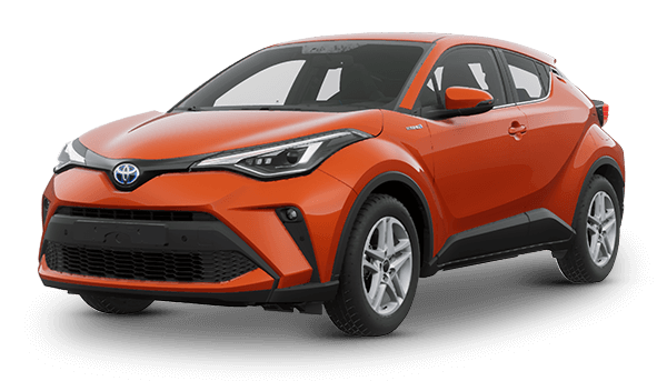 Toyota C-HR Híbrido Auto Recargable 2020 ORANGE METALLIC