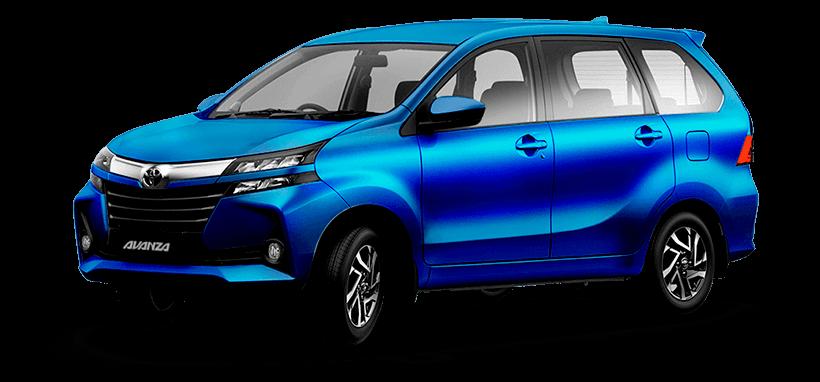 Toyota Avanza Panel NEBULA BLUE MICA 2020