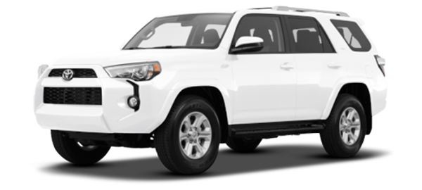 Toyota 4Runner Super White II 2020