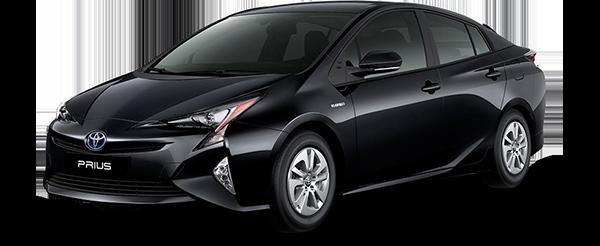 Toyota Prius Híbrido ATTITUDE BLACK MICA 2018