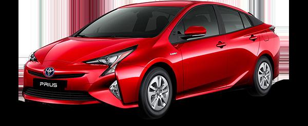 Toyota Prius Híbrido RED 2018
