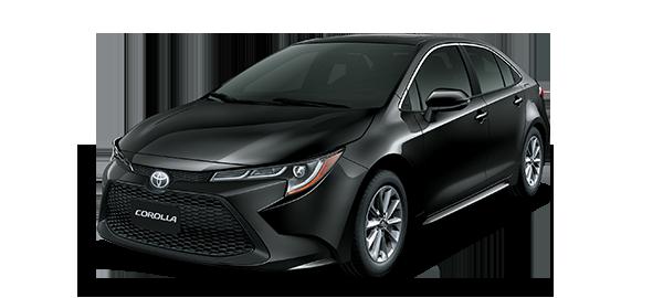 Toyota Corolla BLACK MICA INK 2020