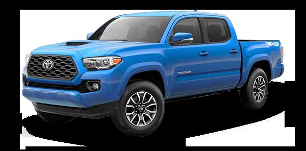 Toyota Tacoma Azul 2020