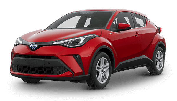 Toyota C-HR Híbrido Auto Recargable 2020 EMOTIONAL RED 2