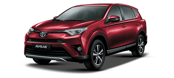 Toyota Rav4 DARK RED MM 2019