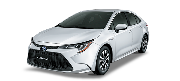 Toyota Corolla híbrido auto recargable 2020 Super White II