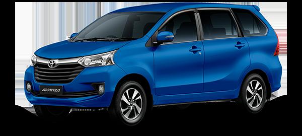 Toyota Avanza Minivan NEBULA BLUE MICA 2019