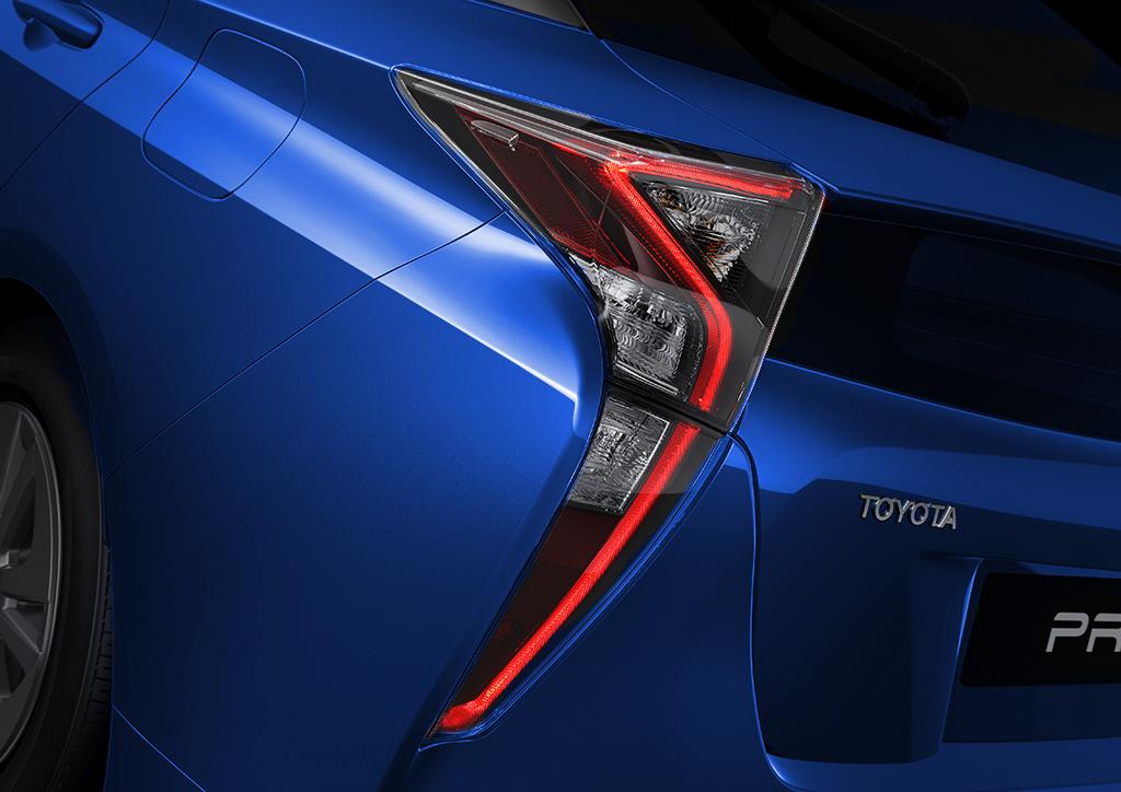 galería Prius Híbrido
