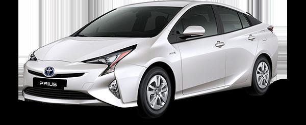 Toyota Prius Híbrido WHITE PEARL CS 2018