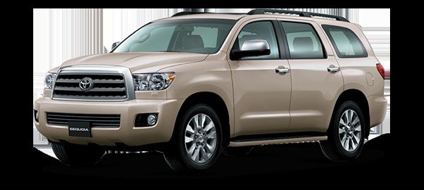 Toyota Sequoia BEIGE METALLIC 2018