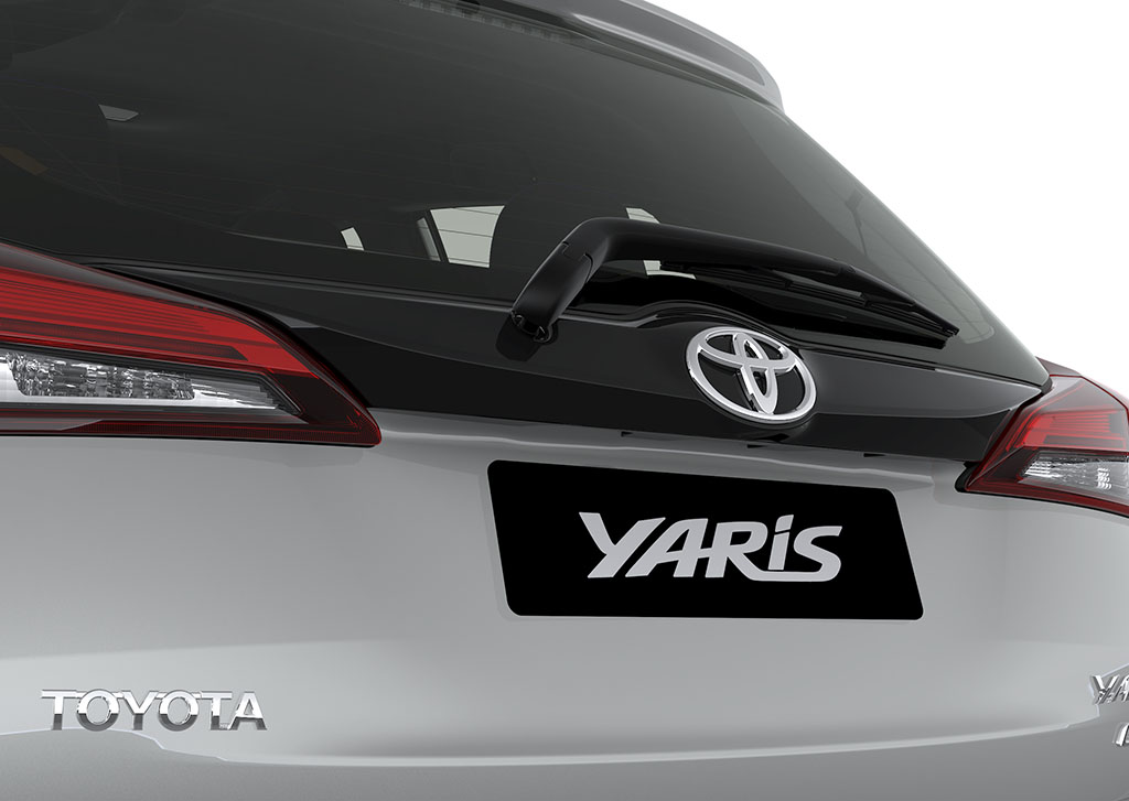 galería Yaris Hatchback