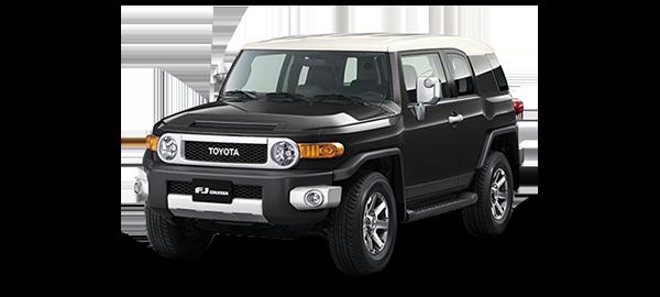 Toyota FJ Cruiser BLACK 2KC 2018