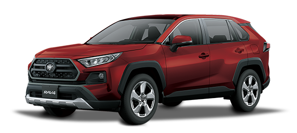 Toyota Rav4 adventure RED MC 2019