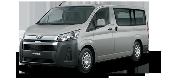 Toyota Hiace techo bajo BEIGE 2020