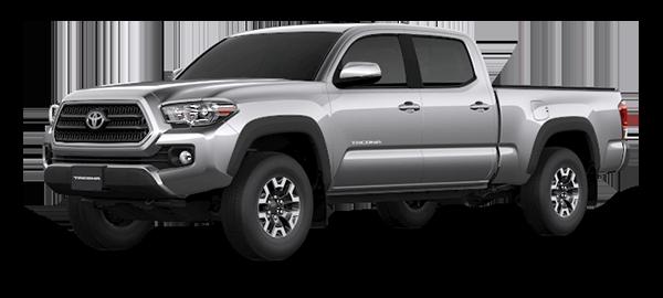 Toyota Tacoma SILVER METALLIC 2018