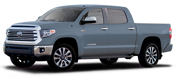 Toyota Tundra Azul Grisáceo 2020