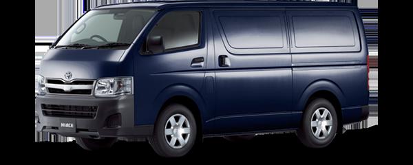 Toyota Hiace Panel DARK BLUE MICA 2018