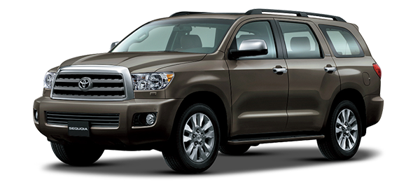 Toyota Sequoia BRONZE MICA METALLIC 2018