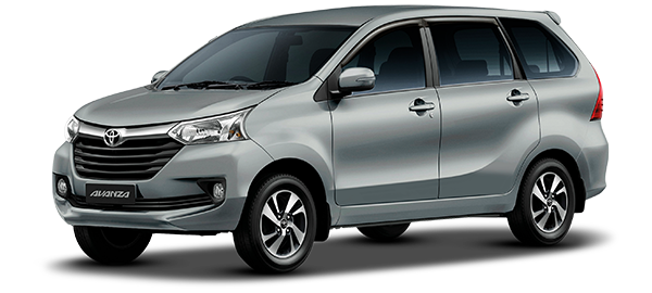Toyota Avanza Panel SILVER METALLIC 2018