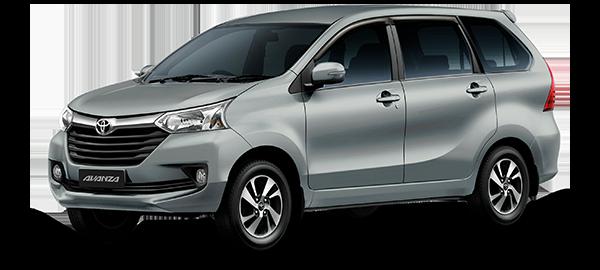 Toyota Avanza Minivan SILVER METALLIC 2019