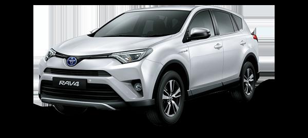Toyota RAV4 Híbrido Eléctrico WHITE PEARL CS 2019